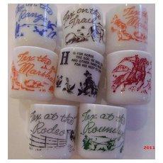 Tex Mugs