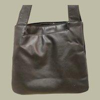 Black Soft Lovely Leather Purse