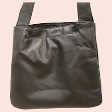 Black Soft Lovely Leather Purse
