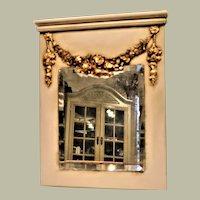 Twin Trumeau Mirrors  FREE SHIPPING