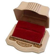 Wedding Ring Box by Warner