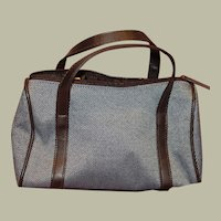 Pocketbook or Purse Herringbone