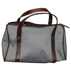 Pocketbook or Purse Herringbone