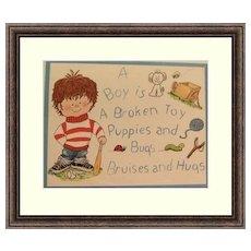 childrens art poems little girls little boys