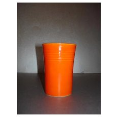Red Fiesta Juice Tumbler