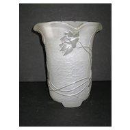 Phoenix Lily Crimp Top Vase