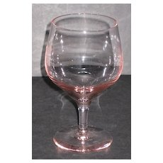 Bryce Minuet Water Glasses, set of 7