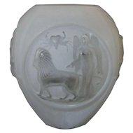 Phoenix Zodiac Vase