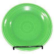 "Fiesta Medium Green 6"" Plate"