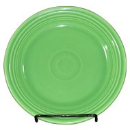 "Fiesta Medium Green 7"" Plate"