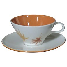 Ben Seibel Harvest Time Cups and Saucers