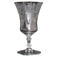 Cambridge Gadroon 10 ounce goblets, set of 9