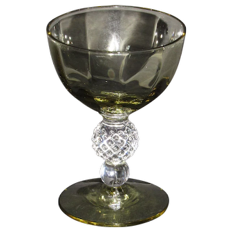 Morgantown Golf Ball Liquor Cocktail Topaz