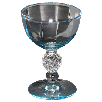 Morgantown Golf Ball Liquor Cocktail Gloria Blue