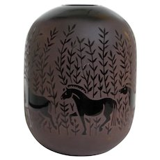Pilgrim Glass / Kelsey Murphy vases