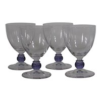 Mikasa MIC140 Water Glasses, set of 4