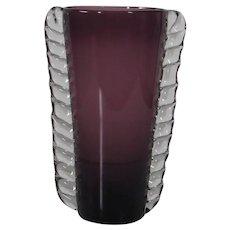 Blenko #473 Ear Vase