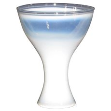 Russell Wright Theme Formal wine glasses