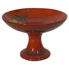 Mid Century Ceramic Compote for Rosenthal Netter
