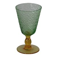 Pukeberg Royal Fan Turkey Tracks juice glasses