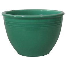 HLC Fiesta #4 Green mixing bowl