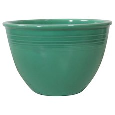 HLC Fiesta #5 Green mixing bowl