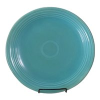 "HLC Fiesta 13"" Turquoise Chop Plate"