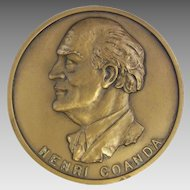 Henri Coanda Medal 60 Years After the First Jet Flight 1910