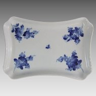 Royal Copenhagen Blue Flower Rectangular Tray 1 106 364