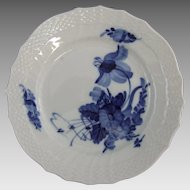 "Royal Copenhagen Blue Flower Curved Blaue Blume 6.25"" Plate"