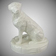 Belleek Collectors Society The Irish Wolfhound 1988