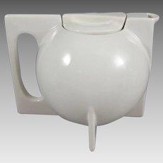Bauhaus Modernist Teapot Tea Service 11 Pcs