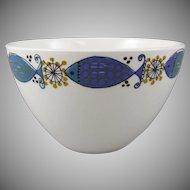 Figgio Flint Turi Design Clupea Cereal Bowl Mid Century Scandinavian