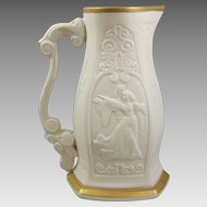 Lenox Romeo & Juliet Tall Tankard Porcelain Pitcher by Sir Laszlo Ispanky