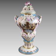Herend Porcelain Potpourri Urn