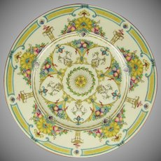 Royal Worcester Porcelain Service Plate Set 7 Circa 1929