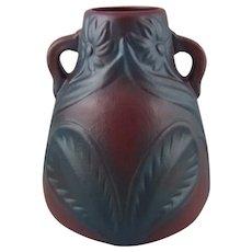 Van Briggle Pottery Handled Vase Shape 49