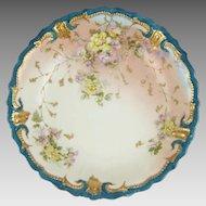 C1900 Limoges Porcelain Bowl AKCD Klingenberg Dwenger