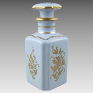 Limoges Porcelain Eau de toilette Perfume Bottle