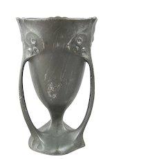 Kayserzinn Jugendstil Pewter Berlin Trophy Loving Cup