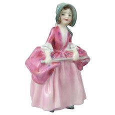 Royal Doulton Bo-Peep Rd. No. 820495 HN1811 Early Production