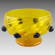 Venetian Murano Glass Bowl