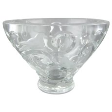 Lalique Verone 11218 Coupe Bowl