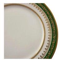 Limoges Porcelain Plate Dessert or Salad Set 6 GDA Gerard, Dufraisseix & Abbot