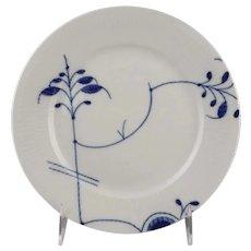 Royal Copenhagen Porcelain Denmark Blue Fluted Mega Plate 22 cm/8.66 in.   $69