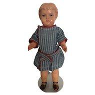 Vintage Celluloid Boy Doll