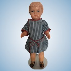 Vintage Celluloid Boy Doll