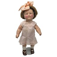 Vintage Composition Raleigh Doll