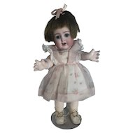 """9-1/2""""  ABG  #1361  German  Toddler  With  Starfish  Hands"""