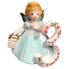 Josef Originals Birthday Angel Girl - Age 3